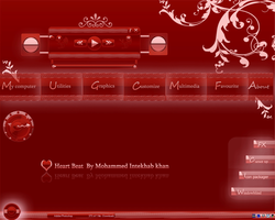 Heart beat by mohammed786