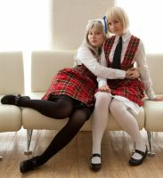 Cosplay Liechtenstein by Shira---Yuki