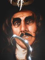 Captain Hook by M-Thirteen