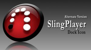 SlingPlayer Dock Icon Ver. 2 by seiryu22