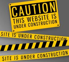 Website Under Construction by atifarshad
