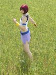 Kairi- Dancing in the fields by SoraPaopu