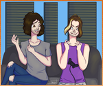 Game Grumps: Laughter and Rage by Cloutea