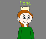 Fiona the Human from Shrek by MikeEddyAdmirer89