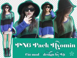 PNG Pack Hyomin by Vit151199