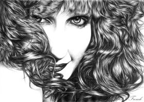 Florence Welch by vintageglamcannibal