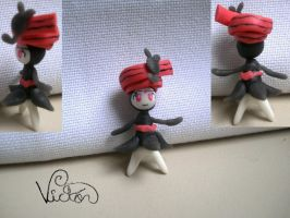 648 Meloetta Pirouette Forme by VictorCustomizer