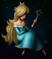 Lovely Rosalina- Collab by smashsweetie