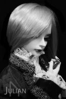 BJD: Julian 01 by EscaBowmer