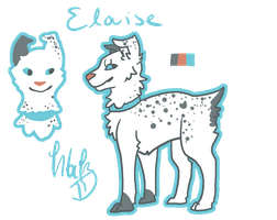 Elouise Reference Sheet by Kama-ItaeteXIII