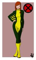 Siryn by jasonh537
