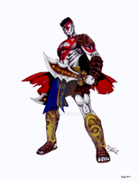 Super Kratos by EGoD