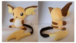 Raichu Floppy by StarMassacre