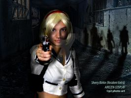 Sherry Birkin (Resident Evil 6) - AIREZEN COSPLAY by adventuresofp2