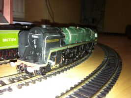 BR Duke of Gloucester (Front) by Crystal-Eclair
