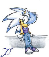 Diamond the Hedgehog by SonicMaster23