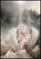 ...Angel... by Adaae