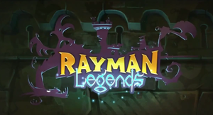 Rayman Legends - Logo by SquizCat