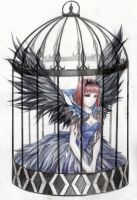 Shiki in the cell by AnALIBI