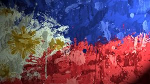 Phillipines Flag by GaryckArntzen