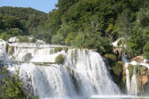 Krka Waterfall by CD-STOCK Premium Stock by CD-STOCK