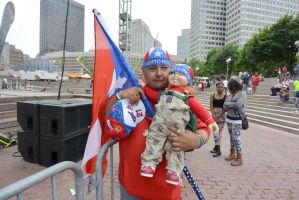 Puerto Rican/Latin Fest, Pal Puerto Rican Chuckie2 by Miss-Tbones