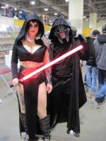 Rise of the sith lords by JMCosplay