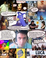 Luca's Yearbook Page by Prinnyking3