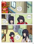 'Memories' pg1 by daily-happiness