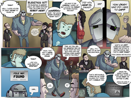 Kill All Superheroes: Page 2 by hyperboy