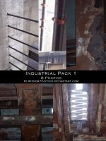 Industrial Pack 1 by reznor70-stock