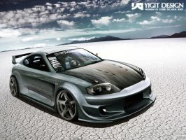 Hyundai FX-R Coupe by ygt-design