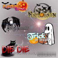 Halloween PNG by LexiVonEerie