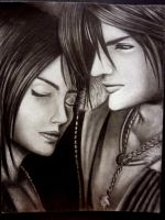 Squall and Rinoa by Goodbye-to-you