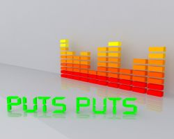 puts puts sound by lektracer