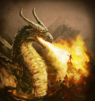 How to train your dragon by Apocalypse-tr