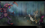 A League of Legends Moment by Kloudfish