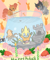 Seafood! by Giniqua