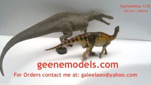 Suchomimus 1:35 scale by GalileoN