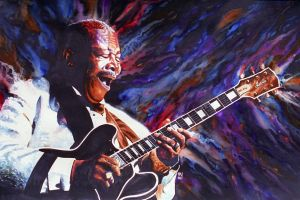 bb king by kenmeyerjr