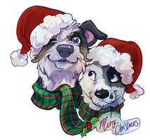 Cavy Christmas by Toucat