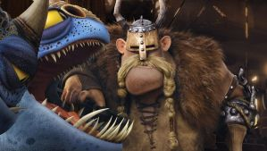 HTTYD 2: Gobber the dentist by Lifelantern