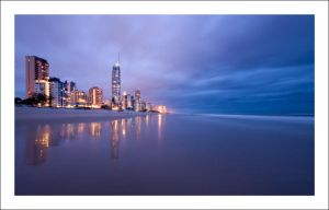 Summer Evenings - Gold Coast by Cameron-Jung