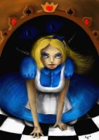 Alice by AgneAl