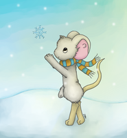 Snowflake by conwolf