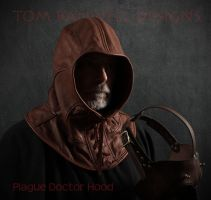 Plague Doctor Hood by TomBanwell