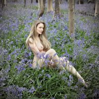 Cheeky little bluebells... by Muse1908
