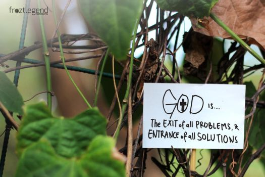 God is... by froztlegend