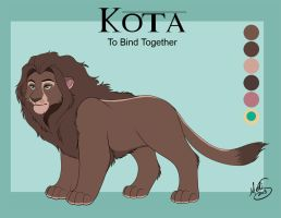 Kota Character SOLD by Miss-Melis