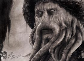 Davy Jones by Haliestra